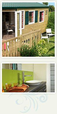 Camping lac de bouzey vosges epinal mobil homes for Accessoire piscine epinal